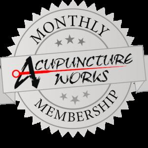Self-Care 4 Self-Repair - Acupuncture Works - Monthly Membership